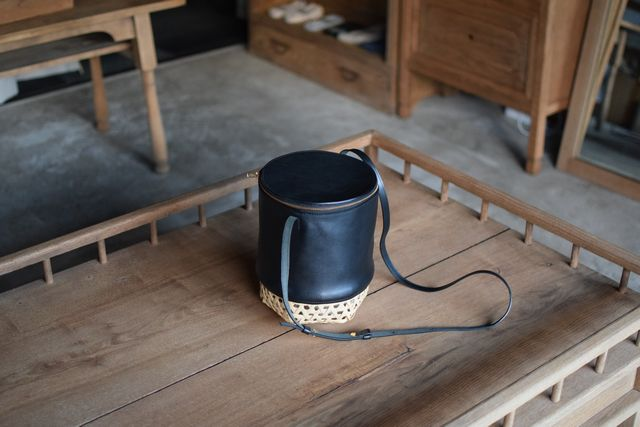 Crafty竹細工カゴバッグ